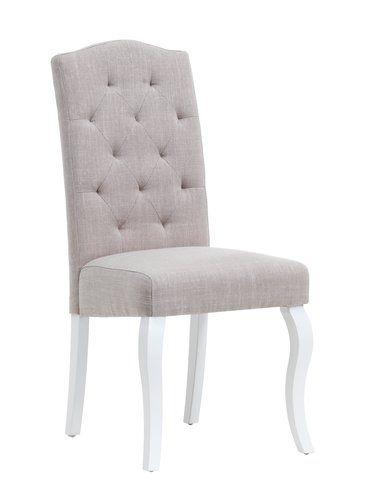Ruokapöydän tuoli STENLILLE hiekka | JYSK