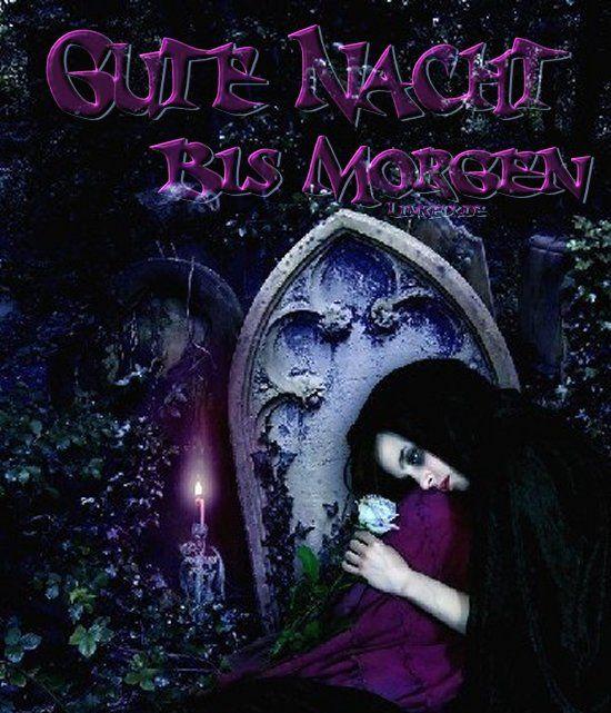 Gothic gute nacht