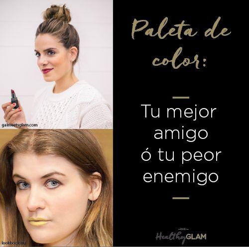 Al usar la paleta de color correcta para tu tono de piel lucirás más jóven, minimizarás tus imperfecciones y tendrás un brillo muy especial.  ●Haz tu test aquí para descubrir tu paleta de color.