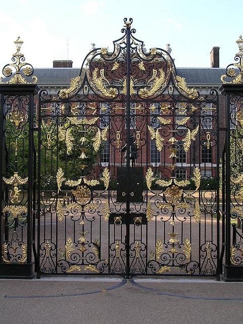 Kensington Palace Gates