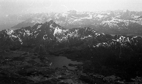 Lofot mountains Analog by Vilde Borse