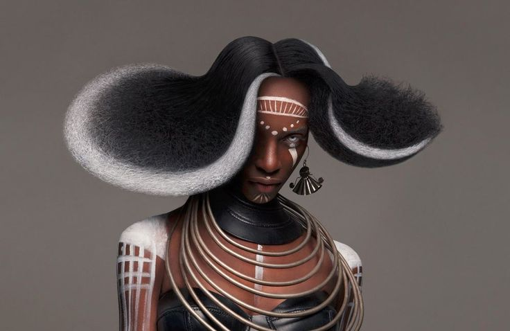 Lisa Farrall – Afro Hairdresser of the Year 2016 Finalist Collection