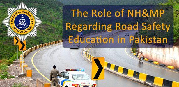 Road Safety Education, Road Safety Education in Pakistan, Road Safety Education Program, NH&MP Road Safety Education Program