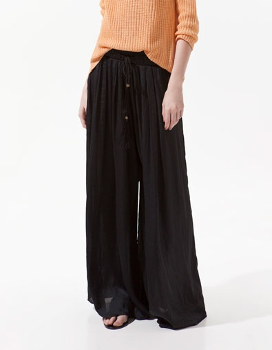 CULOTTES - Trousers - Woman - New collection - ZARA United States