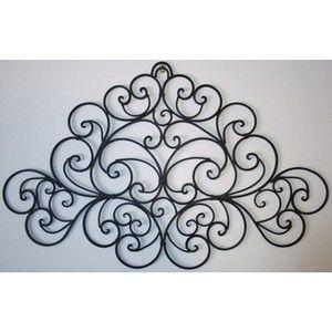 The 25 best Wrought iron wall art ideas on Pinterest Iron wall