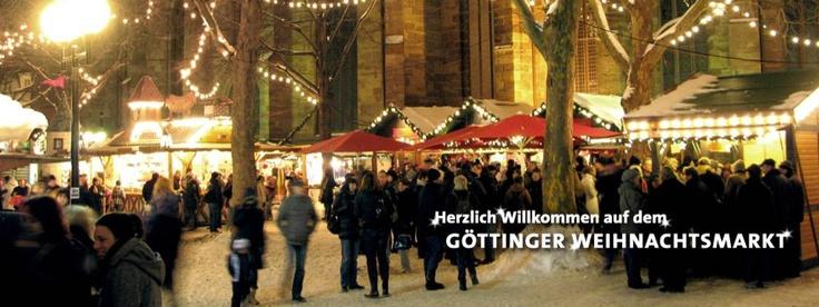 Weihnachtsmarkt Göttingen