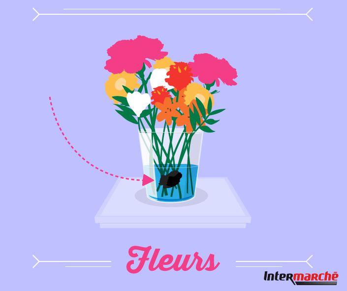 23 best le bon go ter avec chabrior images on pinterest biscuits biscuit c - Un beau bouquet de fleurs ...