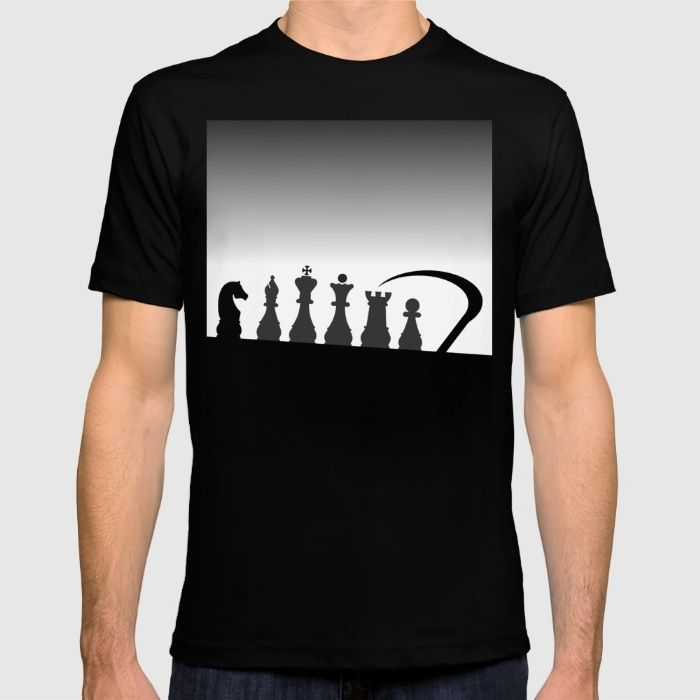 The Seventh Seal alternative movie poster T-shirt