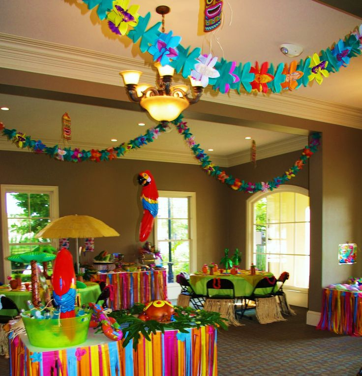 Baby Shower Ideas Low Budget: 17 Best Images About Luau Baby Shower On Pinterest