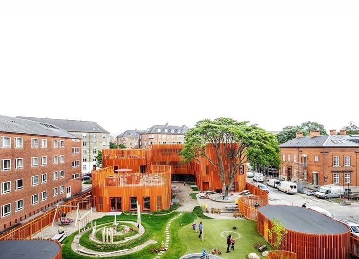 Skanderborggade Day Care Centre \/ Dorte Mandrup Copenhagen - sch ller k chen hamburg