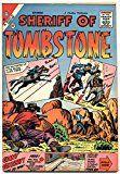 #8: Sheriff of Tombstone #5 1959-Charlton western comic- FN