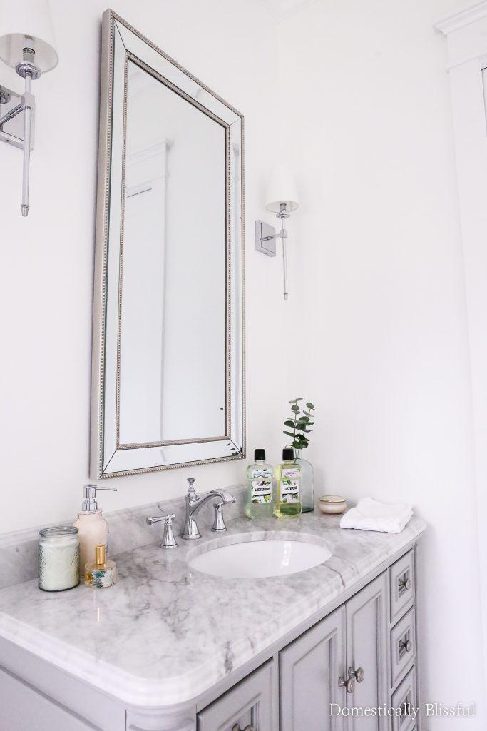 3 Fresh Ways To Start Your Day In 2020 Easy Bathroom Updates Diy Bathroom Remodel Do It Yourself Bathrooms