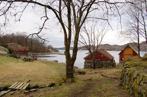 Tysvær in Rogaland county on the west coast of Norway. My childhood paradise.