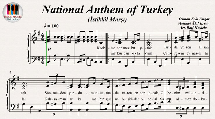 Junoon - Pakistan National Anthem Tabs - AZ Chords