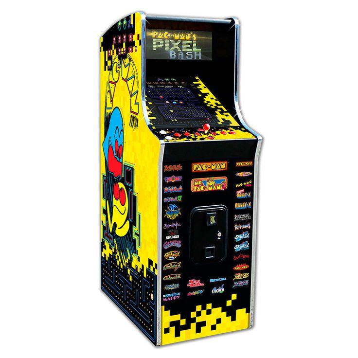 Pin on Arcade, Jukeboxes and Pinball