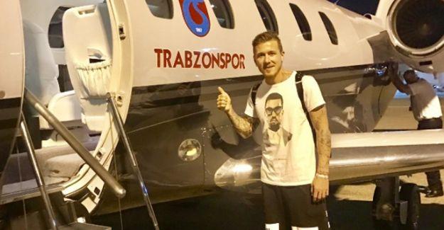 Trabzonspor, Juraj Kucka'yı açıkladı
