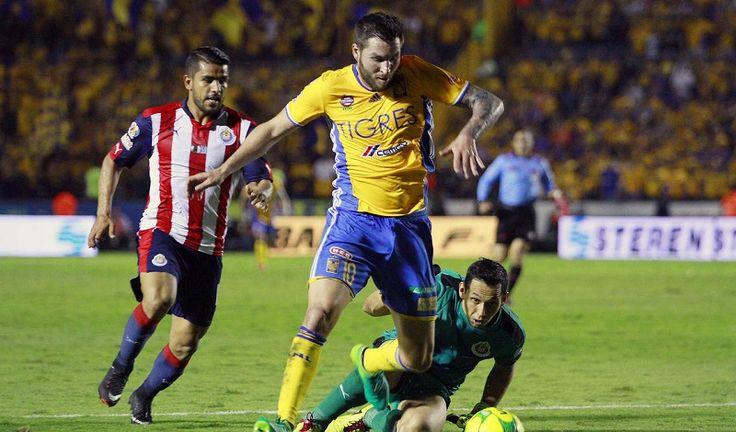 El partido de ida de la final de la Liga MX terminó con el empate a 2 anotaciones entre Chivas y Tigres, donde el conjunto felino, consiguió sobreponerse en los ...