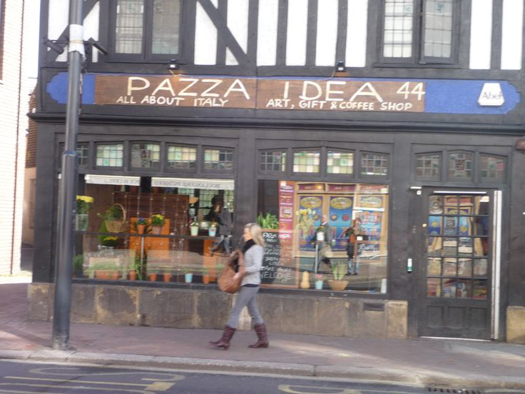 A seriously cool pizza point in #London #Richmond www.thelondonsalad.com