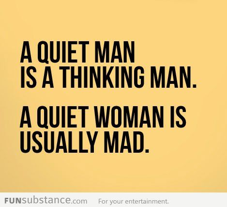 Types of quiet peopleQuiet Woman, Funny Pictures, So True, Funny Stuff, Truths, Funny Quotes, Quietman, True Stories, Quiet Man