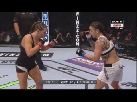Miesha Tate vs Raquel Pennington UFC 205 Full Fight