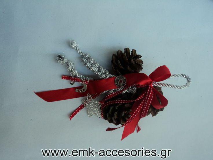 Απλό και γιορτινό μόνο στο emk accesories