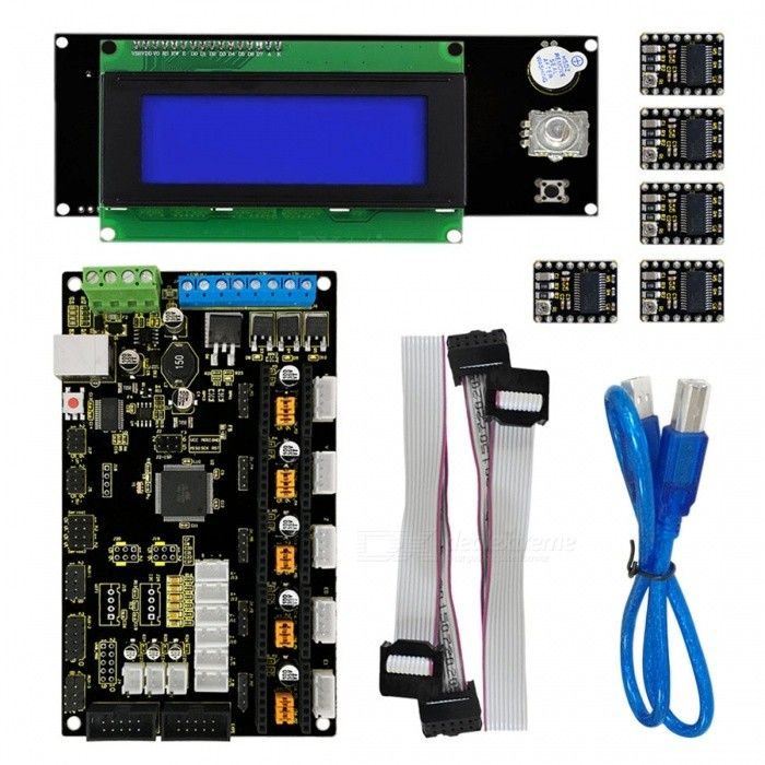 Keyestudio 3D Printer Kit for Arduino MKS. Find the cool gadgets at a incredibly low price with worldwide free shipping here. Keyestudio 3D Printer Kit for Arduino MKS, 3D Printer Parts, . Tags: #Electrical #Tools #3D #Printer #Supplies #3D #Printer #Parts