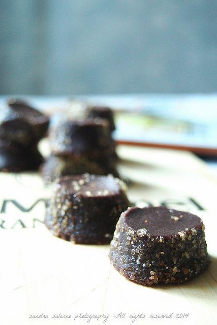 Sabbiosini al cioccolato microonde