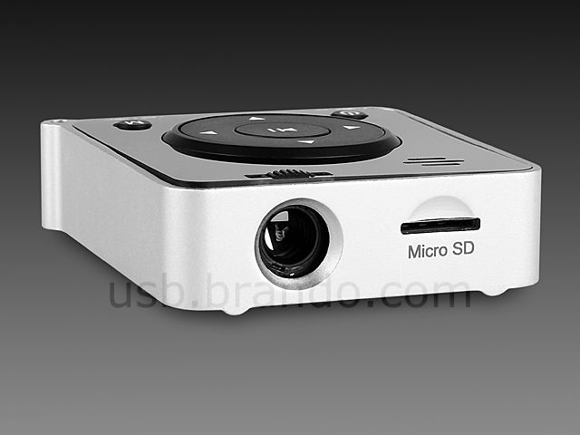 micro usb pico projector and music player for 99$