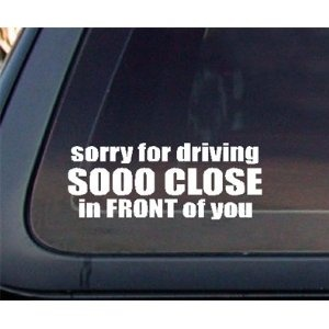Best Funny Car Stickers Images On Pinterest Funny Cars Funny - Funny car decal stickers