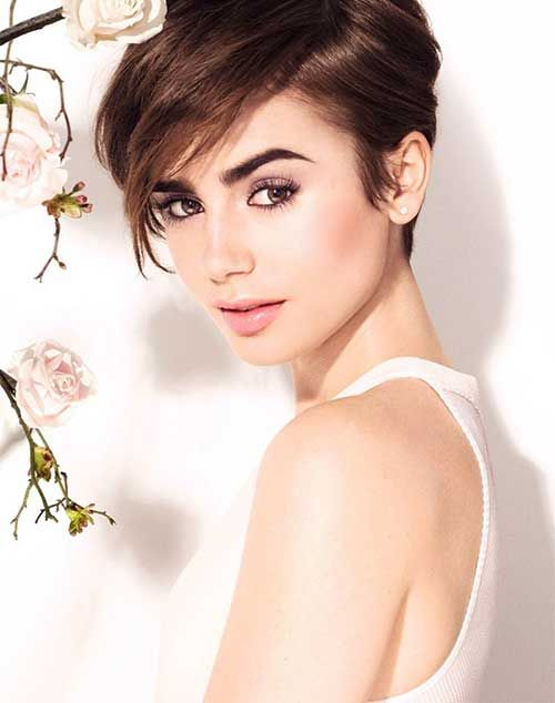 25  Latest Celebrity Pixie Cuts | http://www.short-hairstyles.co/25-latest-celebrity-pixie-cuts.html
