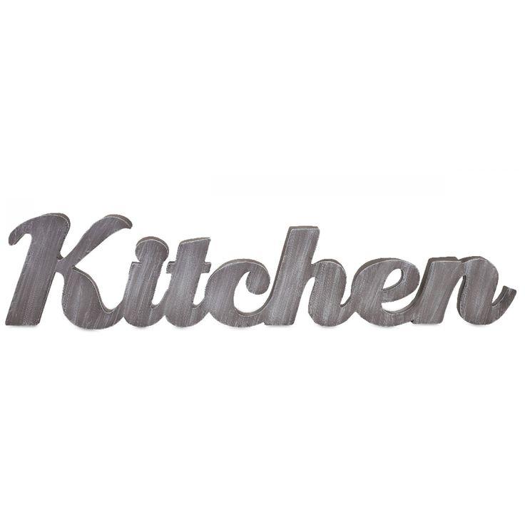 Imax Worldwide 97336 Kitchen Metal Wall Decor