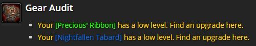I knew there was a reason for my low dps #worldofwarcraft #blizzard #Hearthstone #wow #Warcraft #BlizzardCS #gaming