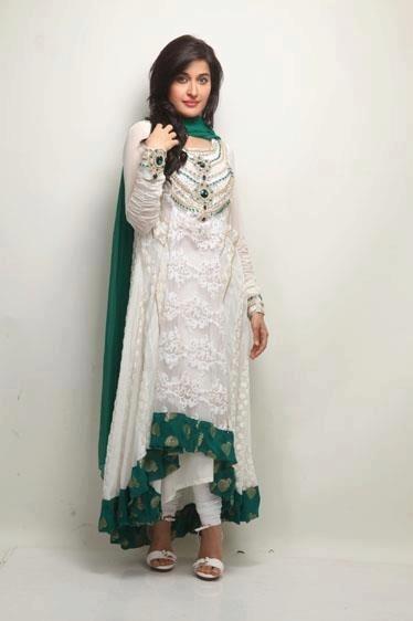 Pakistani designer dress