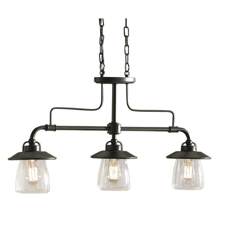 For The Dining Room...Allen + Roth 36-in W Edison Style 3