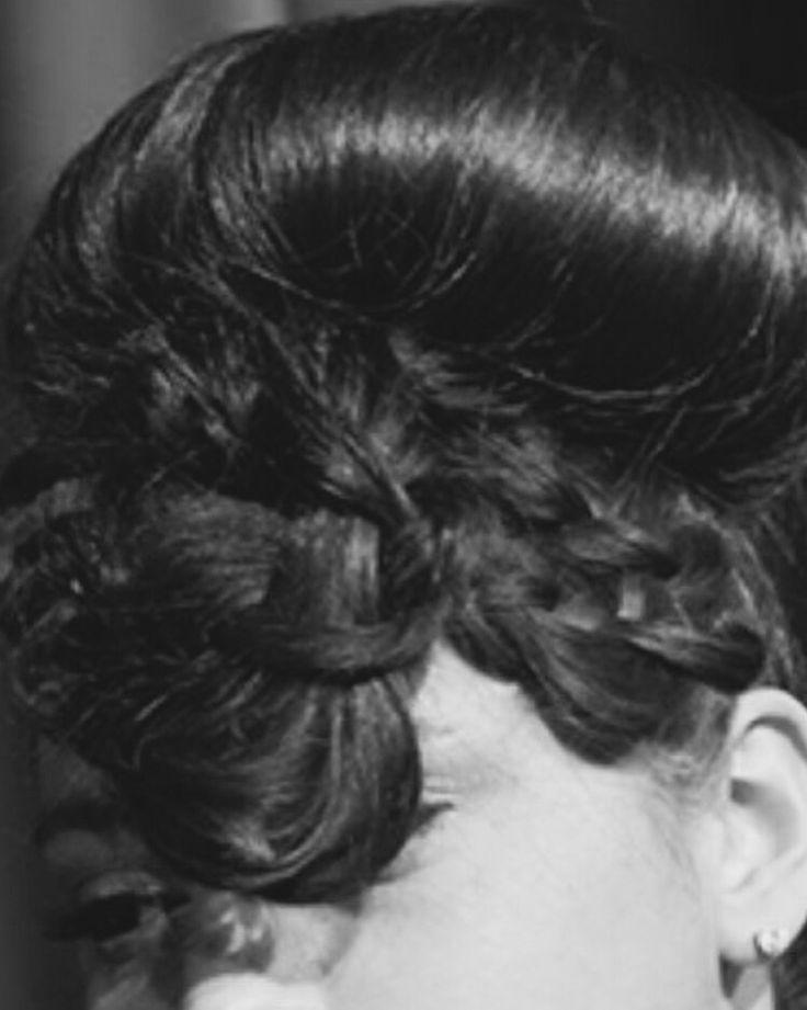 #bride #hairdo #styleroom.dk