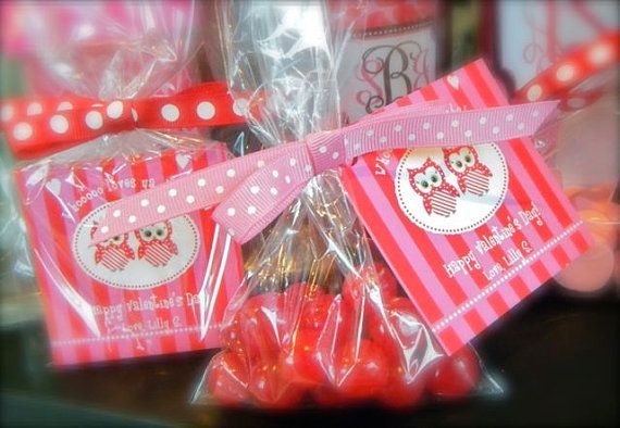 valentine favor tags