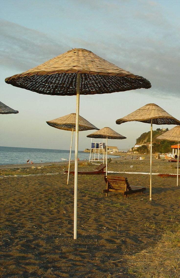 Kastamonu/ İnebolu Boyranaltı plaj ve sahili ...