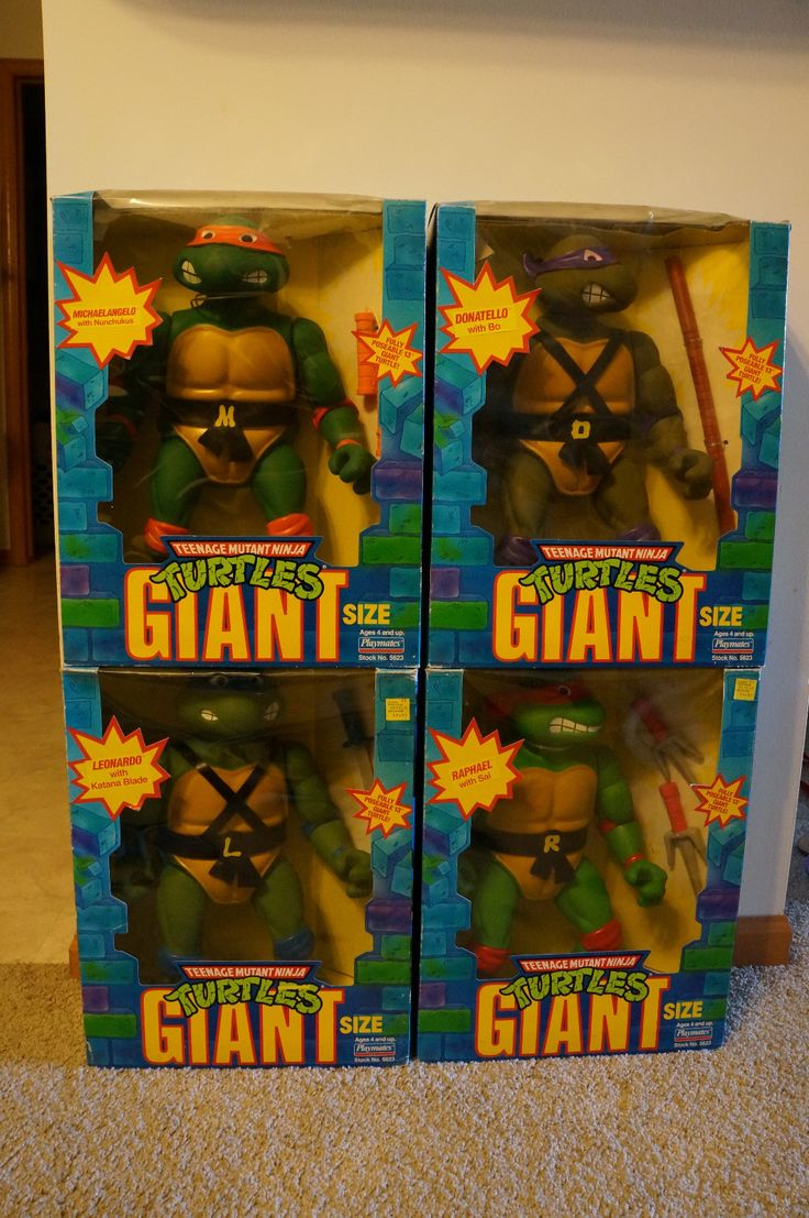 54 Best Miguel S Toys Images On Pinterest Teenage Mutant