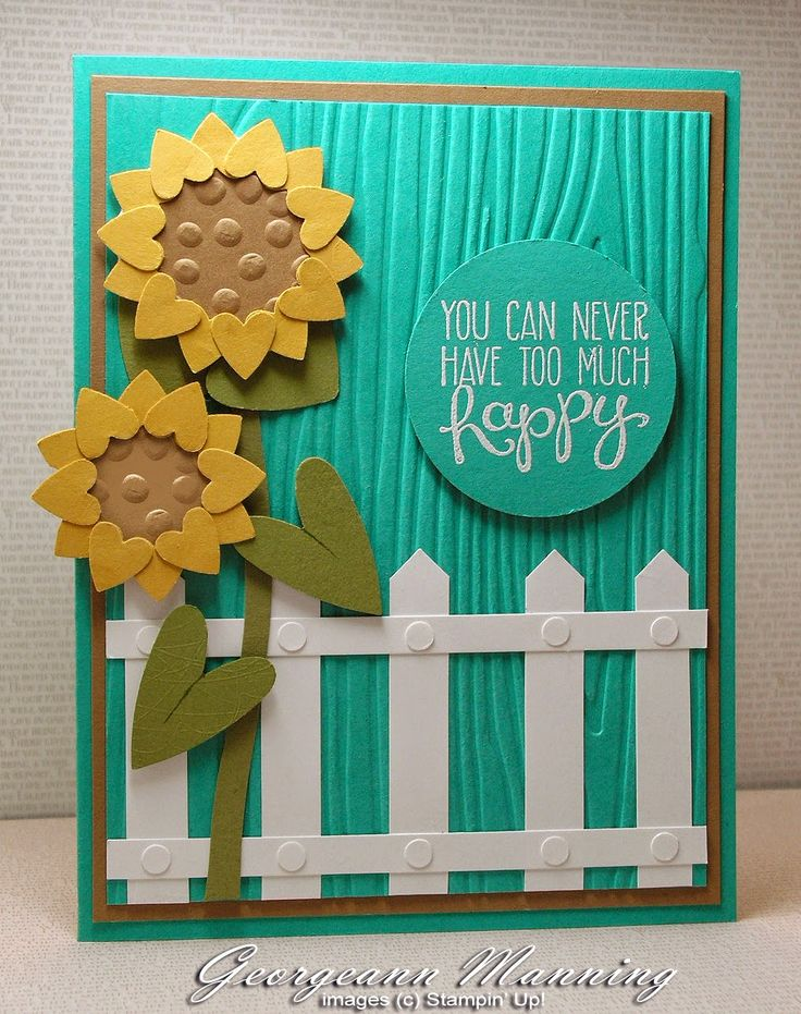 Stampin' Everything!: The Big Picture...