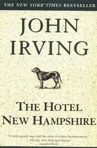 On of my Irving's fav books.