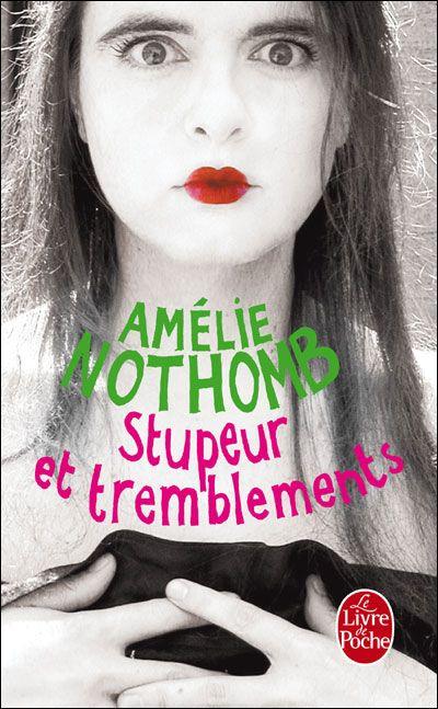 Stupeur et tremblement d'Amélie Nothomb