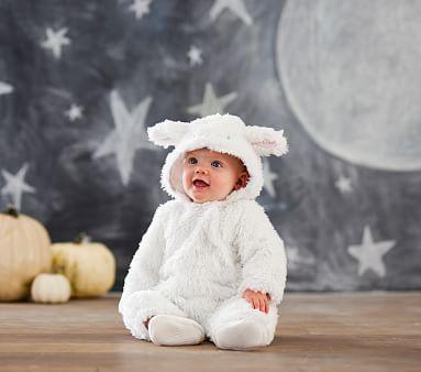 Baby Lamb Costume #pbkids