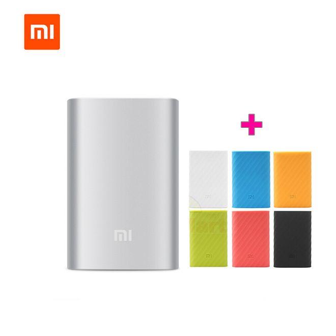 100% Original Xiaomi Mi Power Bank 10000mAh Mobile Phone Power Bank External Battery Xiaomi 10000 Powerbank Portable Charger [Affiliate]