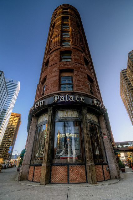 The historic Brown Palace Hotel in Denver, Colorado. Vastly improve you school math with Turbo Charged #Reading http://youtu.be/LyO3EkP1TdY