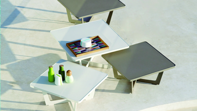Time Out coffee table - Cane-line http://www.hgfs.com.au/Time-Out-Table