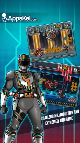 Ninja Samurai Power Charge – Megaforce Troopers Games for Free