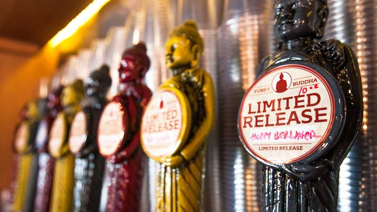 The 12 Best Florida Breweries and Local Florida Beers | Funky Buddha Brewing, Oakland Park