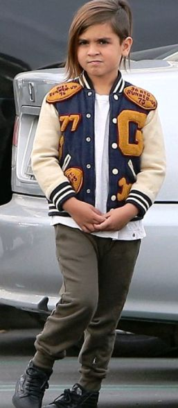 Mason Disick/ MASON LOOKS EXACTLY LIKE KOURTNEY!  HE'S SO HANDSOME!