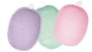 Pink Exfoliating Sponge by Exfoliating Sponge. $3.95. These exfoliating sponges are excellent for an all over body exfoliating sponge as well as your daily facial.. Add one of these large Exfoliating Sponges to your list of favorite bath accessories and quickly discover the exhilarating and refreshing spa experience of exfoliation.   This Exfoliating Sponge is great for just a quick shower or a skin-renewing soak. Our Exfoliating Sponge will help smoothen and si...
