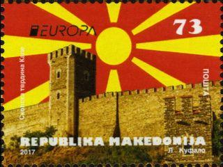 Macedonia - Europa 2017
